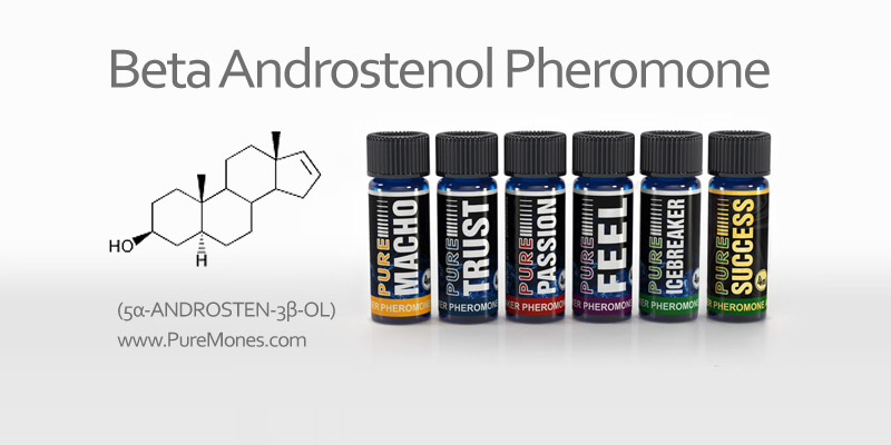 Pheromone Products with Beta Androstenol
