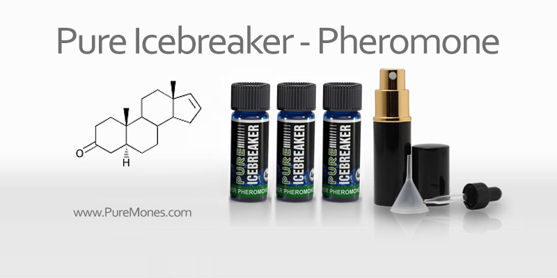 Unscented Pheromone for Men - Pure Icebreaker