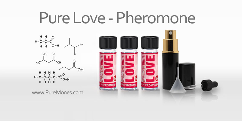 Pure Love Pheromone Additive for Women to Seduce Men