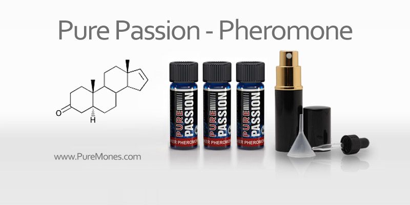 Pheromones for Men - Pure Passion