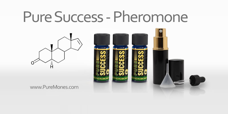 Pure Success - Business Enhancer with Pheromones