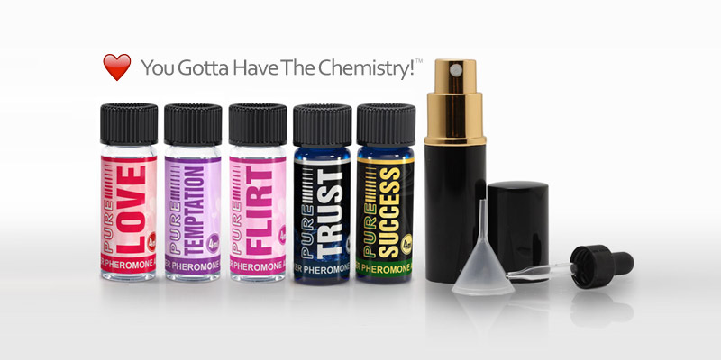 Pheromone Formulas Designed for Girls